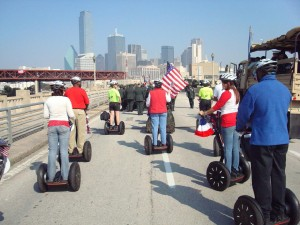 Dallas Segway
